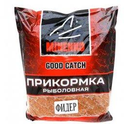 Прикормка MINENKO Good Catch Фидер