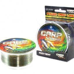 Леска BUSHIDO CARP STRONG power carp line (300м)  0,35мм  16,5кг