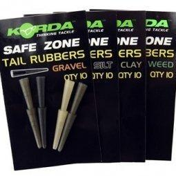 Конуса под клипсы для грузил Korda Safe Zone Rubber Gravel, 10 шт