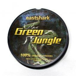 Плетёнка EastShark Green Jungle 115 м 0,12