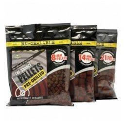Dynamite Baits пеллетс The Source 21 мм (просверл.) 350 гр.