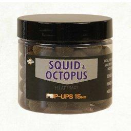 Бойлы плавающие Dynamite Baits Foodbait Pop-Ups - Squid & Octopus - 15mm