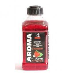 Ароматизатор PMBaits Liquid Strawberry MINENKO, 500мл