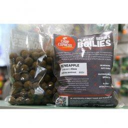 Бойлы тонущие CarpExpress Classic Series Boilies Pineapple 20 мм
