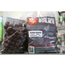 Бойлы тонущие CarpExpress Classic Series Boilies SuperPepper 20 мм